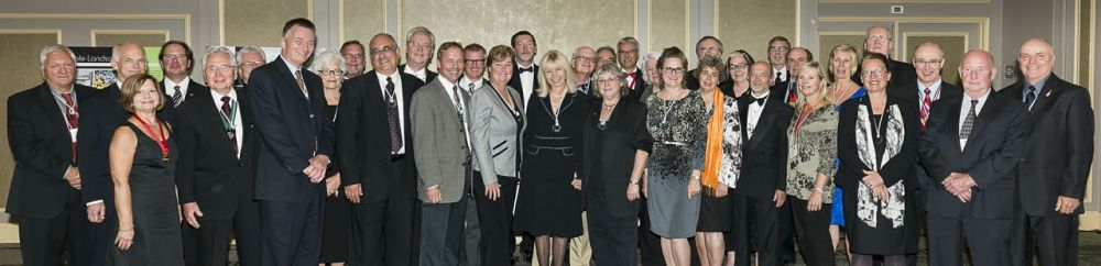 2012 Fellows at ceremony