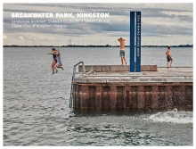 A refreshed Breakwater Park and the new Gord Edgar Downie Pier promise a magical encounter with Lake Ontario